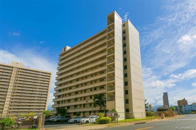 3148 Ala Ilima Street #802, Honolulu, HI 96818 (MLS #202027154) :: The Ihara Team