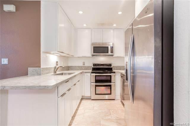 492 Mananai Place 13B, Honolulu, HI 96818 (MLS #202027159) :: Corcoran Pacific Properties