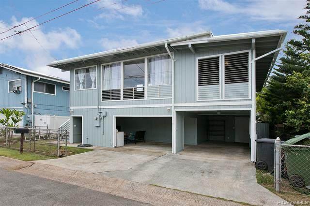 514 Nowela Place B, Kailua, HI 96734 (MLS #202027161) :: Island Life Homes