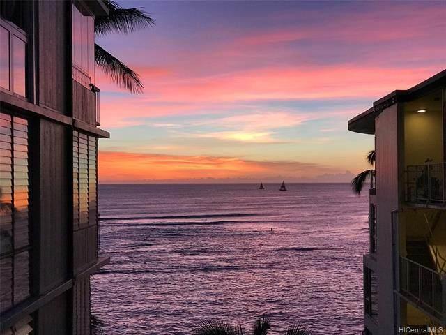 2943 Kalakaua Avenue #605, Honolulu, HI 96815 (MLS #202027168) :: Barnes Hawaii