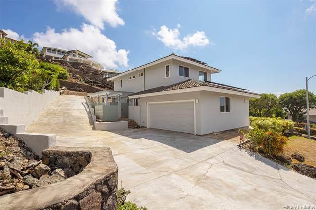 1185 Kamehame Drive, Honolulu, HI 96825 (MLS #202027171) :: The Ihara Team