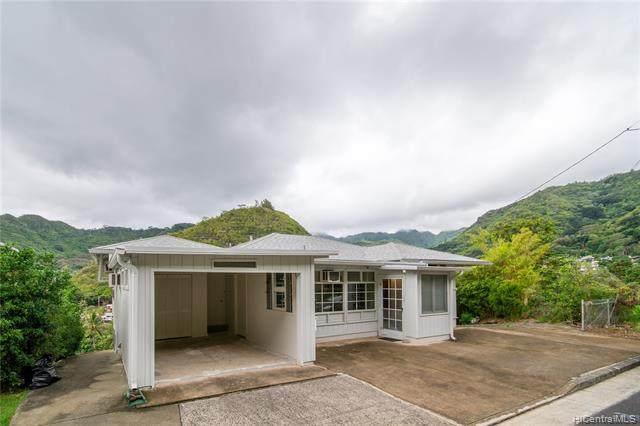 2368 Kuahea Street, Honolulu, HI 96816 (MLS #202027172) :: Island Life Homes