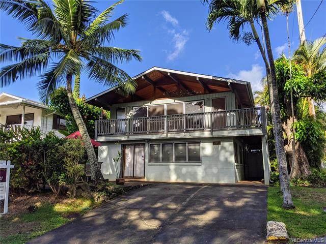 2152 Apio Lane, Honolulu, HI 96817 (MLS #202027239) :: The Ihara Team