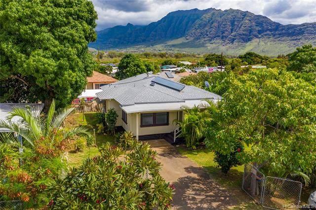 84-636 Lahaina Street, Waianae, HI 96792 (MLS #202027258) :: Barnes Hawaii