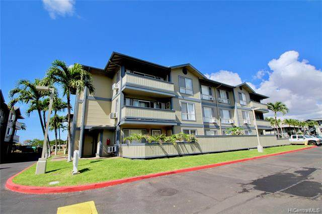 91-265 Hanapouli Circle 16H, Ewa Beach, HI 96706 (MLS #202027281) :: The Ihara Team