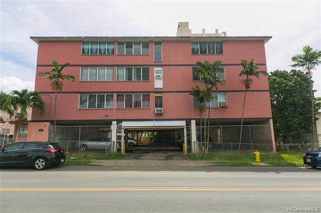 1415 Middle Street #303, Honolulu, HI 96819 (MLS #202027286) :: Barnes Hawaii