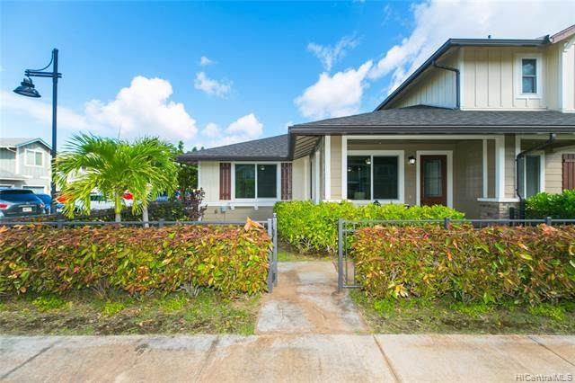 724 Kakala Street #1508, Kapolei, HI 96707 (MLS #202027307) :: The Ihara Team