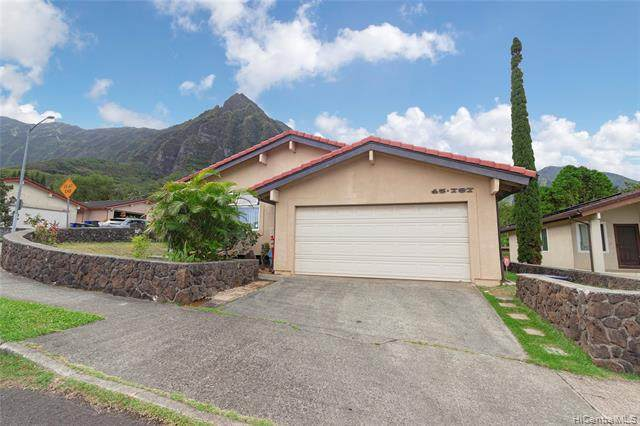 45-787 Pookela Street, Kaneohe, HI 96744 (MLS #202027329) :: Team Lally