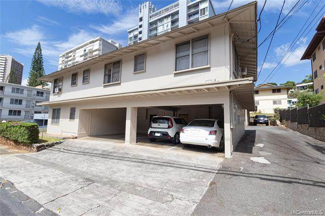 1464 Thurston Avenue, Honolulu, HI 96822 (MLS #202027333) :: Corcoran Pacific Properties