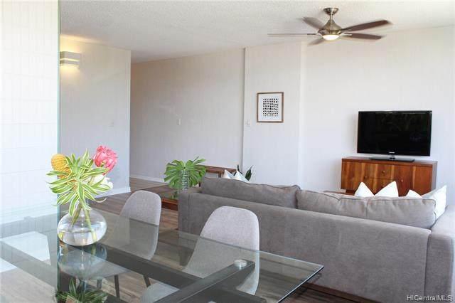 1545 Nehoa Street #102, Honolulu, HI 96822 (MLS #202027340) :: Barnes Hawaii
