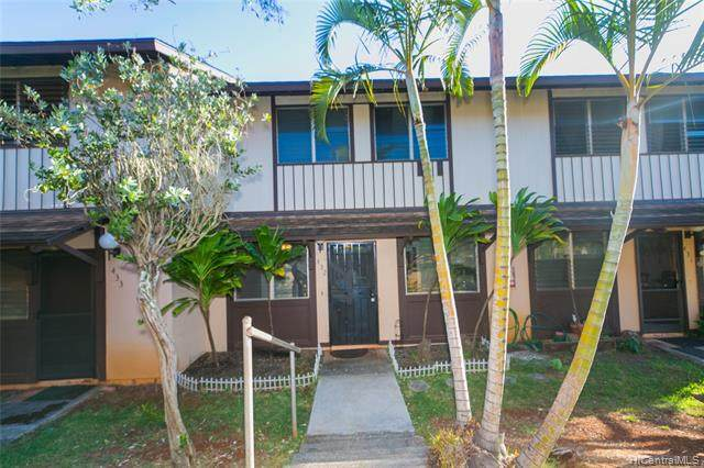 94-1410 Lanikuhana Avenue #432, Mililani, HI 96789 (MLS #202027370) :: Team Lally