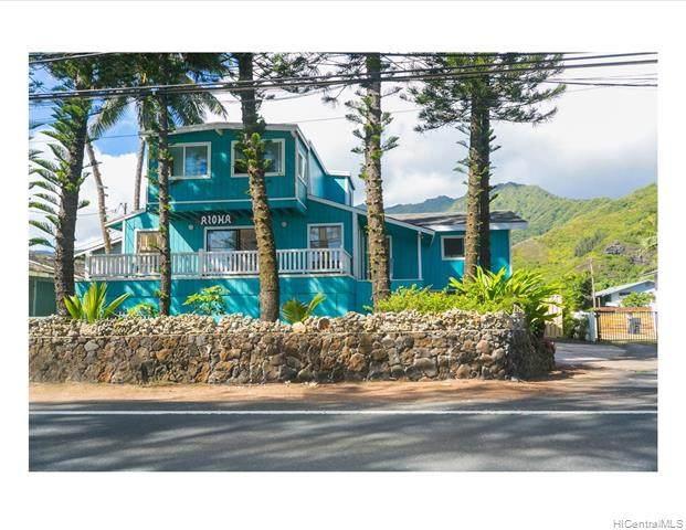53-382 Kamehameha Highway, Hauula, HI 96717 (MLS #202027384) :: Corcoran Pacific Properties