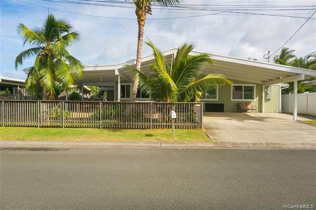 654 Iliaina Street, Kailua, HI 96734 (MLS #202027385) :: Keller Williams Honolulu