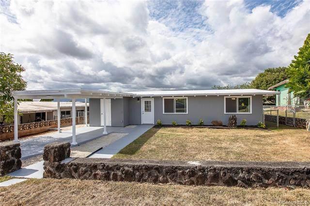 2168 Komo Mai Drive, Pearl City, HI 96782 (MLS #202027395) :: LUVA Real Estate