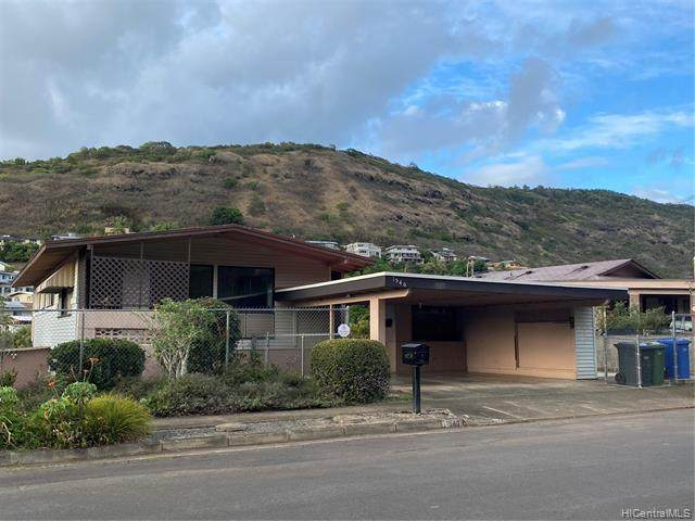 1540 Ala Aoloa Loop, Honolulu, HI 96819 (MLS #202027437) :: Corcoran Pacific Properties