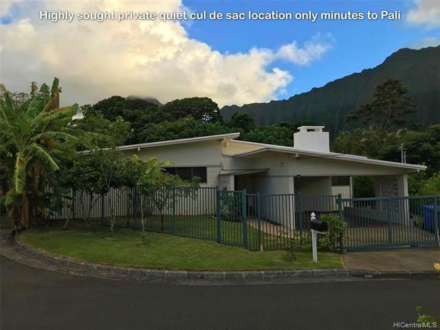 45-632 Nohomalu Place, Kaneohe, HI 96744 (MLS #202027441) :: The Ihara Team