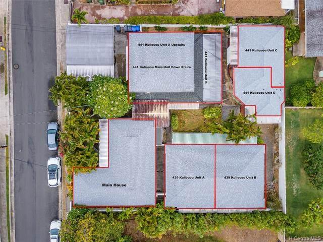 439 Kuliouou Road, Honolulu, HI 96821 (MLS #202027442) :: Island Life Homes