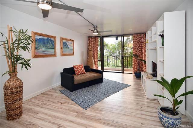 3138 Waialae Avenue #228, Honolulu, HI 96816 (MLS #202027449) :: Island Life Homes