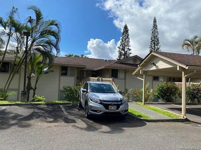 95-510 Wikao Street G201, Mililani, HI 96789 (MLS #202027471) :: Keller Williams Honolulu
