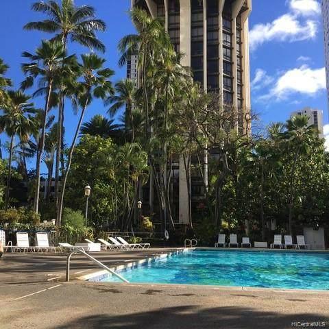 300 Wai Nani Way Ii920, Honolulu, HI 96815 (MLS #202027497) :: Barnes Hawaii