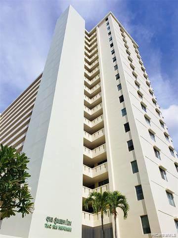 1160 Ala Napunani Street #1802, Honolulu, HI 96818 (MLS #202027534) :: The Ihara Team