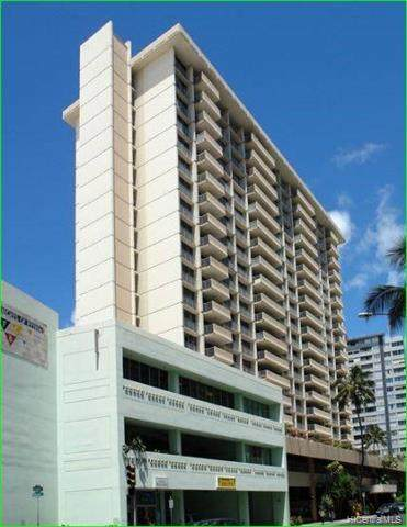 1561 Kanunu Street #1803, Honolulu, HI 96814 (MLS #202027537) :: Barnes Hawaii