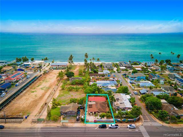 91-561 Fort Weaver Road, Ewa Beach, HI 96706 (MLS #202027564) :: The Ihara Team