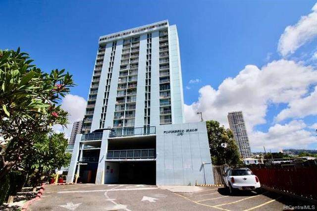 2630 Kapiolani Boulevard #1603, Honolulu, HI 96826 (MLS #202027591) :: Team Lally