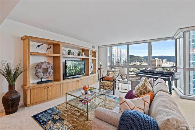 1177 Queen Street #2309, Honolulu, HI 96814 (MLS #202027601) :: Barnes Hawaii