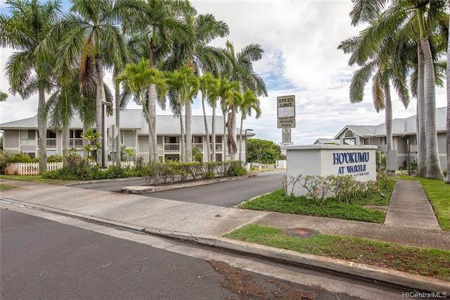 94-219 Paioa Place F204, Waipahu, HI 96797 (MLS #202027610) :: Corcoran Pacific Properties
