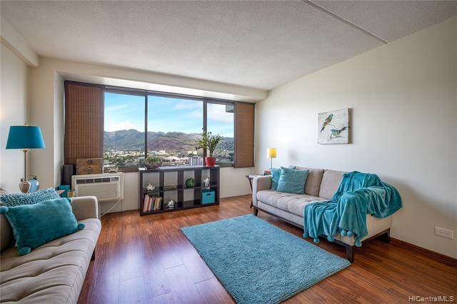 2333 Kapiolani Boulevard #3201, Honolulu, HI 96826 (MLS #202027611) :: The Ihara Team