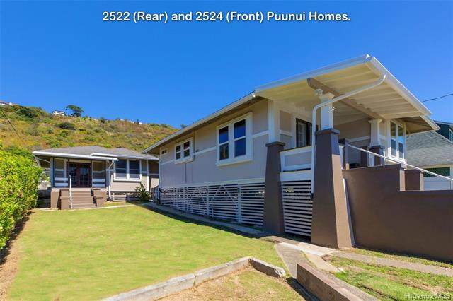 2522 Puunui Avenue, Honolulu, HI 96817 (MLS #202027618) :: Corcoran Pacific Properties