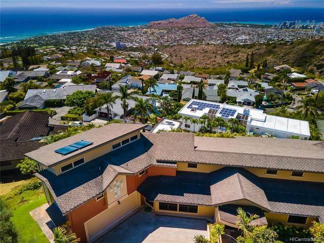 2362 Aha Maka Way E, Honolulu, HI 96821 (MLS #202027622) :: LUVA Real Estate