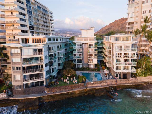 2957 Kalakaua Avenue #415, Honolulu, HI 96815 (MLS #202027664) :: Team Lally
