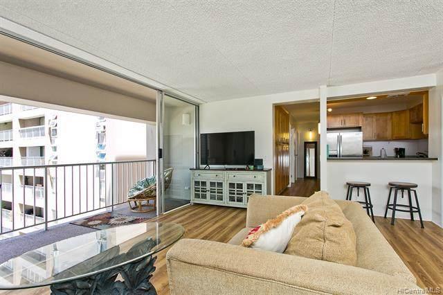 430 Keoniana Street #503, Honolulu, HI 96815 (MLS #202027671) :: Island Life Homes