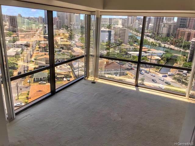 1750 Kalakaua Avenue #1608, Honolulu, HI 96826 (MLS #202027685) :: Island Life Homes