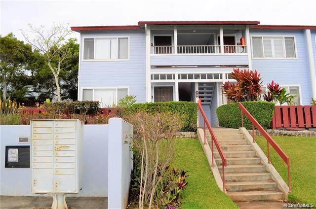 92-1260 Makakilo Drive #81, Kapolei, HI 96707 (MLS #202027708) :: The Ihara Team