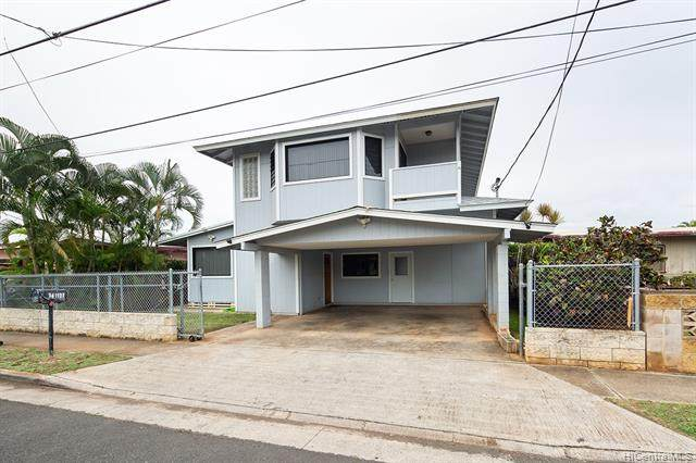 94-1107 Hilihua Place, Waipahu, HI 96797 (MLS #202027717) :: LUVA Real Estate