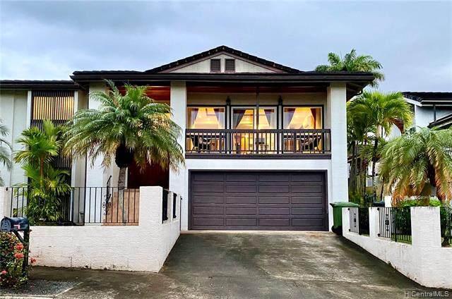 98-633 Aloalii Street, Aiea, HI 96701 (MLS #202027721) :: Barnes Hawaii