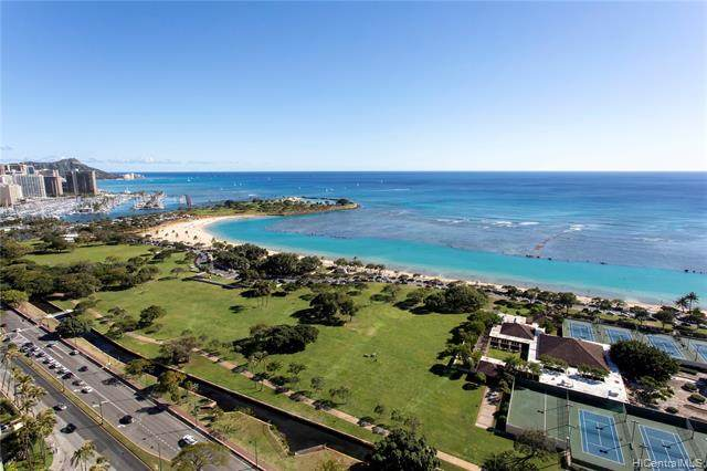 1288 Ala Moana Boulevard 30F, Honolulu, HI 96814 (MLS #202027729) :: Keller Williams Honolulu