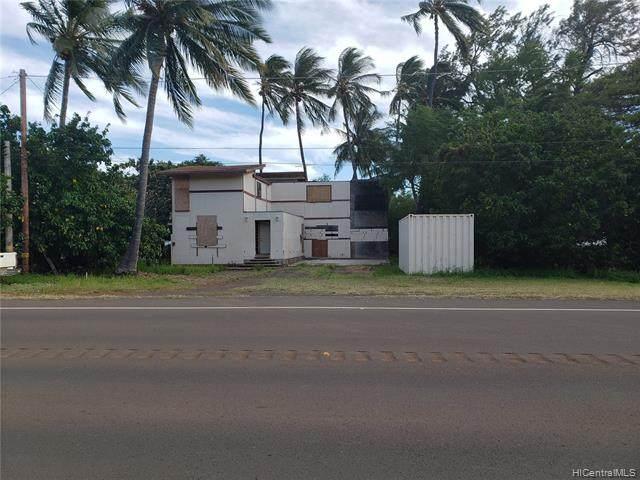 2724 Kamehameha V Highway, Kaunakakai, HI 96748 (MLS #202027738) :: The Ihara Team