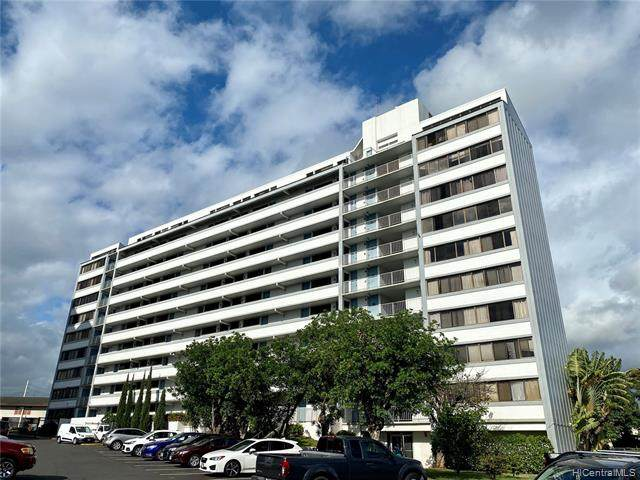99-015 Kalaloa Street #403, Aiea, HI 96701 (MLS #202027743) :: Corcoran Pacific Properties
