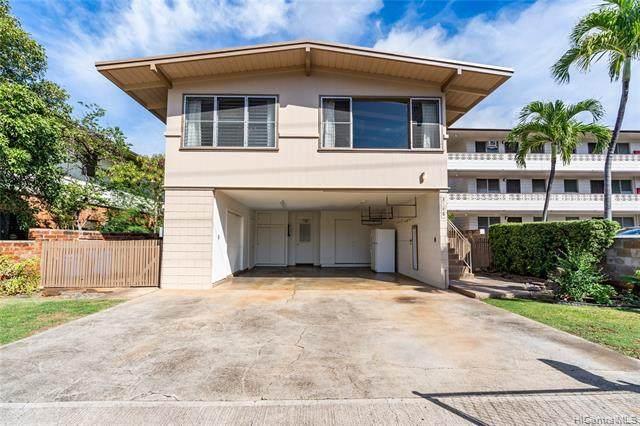 3148 Duval Street, Honolulu, HI 96815 (MLS #202027750) :: LUVA Real Estate