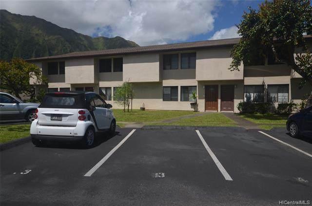 47-394 Hui Iwa Street #3, Kaneohe, HI 96744 (MLS #202027752) :: The Ihara Team