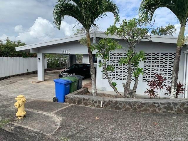 2308 Aumakua Street, Pearl City, HI 96782 (MLS #202027754) :: LUVA Real Estate