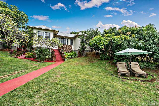 3738B Manini Way, Honolulu, HI 96816 (MLS #202027759) :: LUVA Real Estate