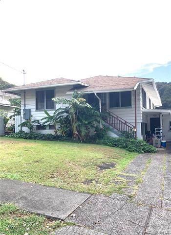 2355 Orchid Street, Honolulu, HI 96816 (MLS #202027771) :: Keller Williams Honolulu