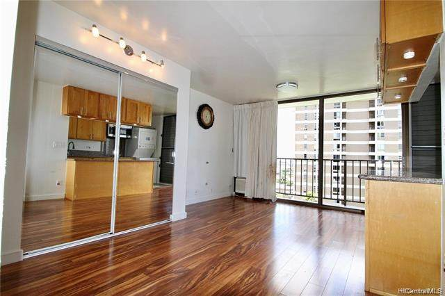 1630 Liholiho Street #805, Honolulu, HI 96822 (MLS #202027778) :: Corcoran Pacific Properties