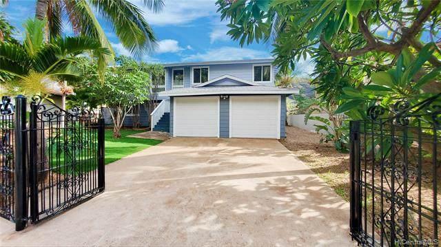86-341 Kauaopuu Street, Waianae, HI 96792 (MLS #202027805) :: Keller Williams Honolulu