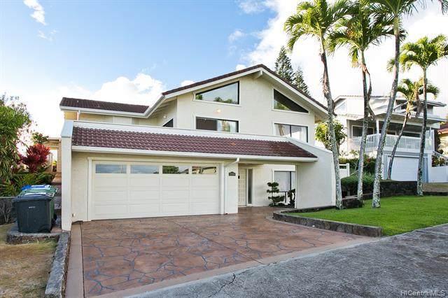 1090 Kaluanui Road, Honolulu, HI 96825 (MLS #202027812) :: Island Life Homes